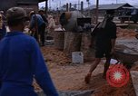Image of mixing cement Thailand, 1966, second 57 stock footage video 65675042839