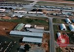 Image of vehicles at air base Thailand, 1967, second 60 stock footage video 65675042844