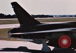 Image of United States F-105 aircraft Thailand, 1967, second 32 stock footage video 65675042845