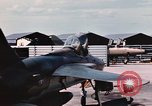 Image of United States F-105 aircraft Thailand, 1967, second 37 stock footage video 65675042845