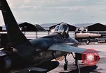 Image of United States F-105 aircraft Thailand, 1967, second 38 stock footage video 65675042845