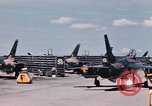 Image of United States F-105 aircraft Thailand, 1967, second 62 stock footage video 65675042845