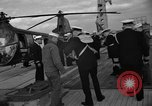 Image of Charles Thomas Pacific Ocean, 1955, second 14 stock footage video 65675042862