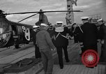 Image of Charles Thomas Pacific Ocean, 1955, second 16 stock footage video 65675042862