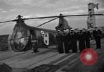 Image of Charles Thomas Pacific Ocean, 1955, second 22 stock footage video 65675042862