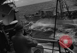 Image of Charles Thomas Pacific Ocean, 1955, second 36 stock footage video 65675042862