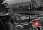 Image of Charles Thomas Pacific Ocean, 1955, second 38 stock footage video 65675042862