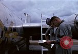 Image of United States B-57B aircraft Vietnam, 1965, second 28 stock footage video 65675042870