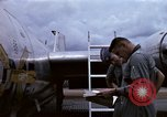 Image of United States B-57B aircraft Vietnam, 1965, second 31 stock footage video 65675042870