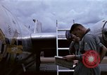 Image of United States B-57B aircraft Vietnam, 1965, second 32 stock footage video 65675042870