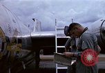 Image of United States B-57B aircraft Vietnam, 1965, second 35 stock footage video 65675042870