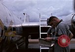 Image of United States B-57B aircraft Vietnam, 1965, second 36 stock footage video 65675042870