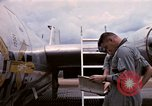 Image of United States B-57B aircraft Vietnam, 1965, second 41 stock footage video 65675042870
