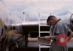 Image of United States B-57B aircraft Vietnam, 1965, second 42 stock footage video 65675042870