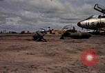 Image of 500lb bombs Vietnam, 1965, second 16 stock footage video 65675042871
