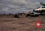 Image of 500lb bombs Vietnam, 1965, second 18 stock footage video 65675042871