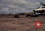 Image of 500lb bombs Vietnam, 1965, second 20 stock footage video 65675042871