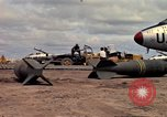 Image of 500lb bombs Vietnam, 1965, second 28 stock footage video 65675042871