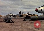 Image of 500lb bombs Vietnam, 1965, second 29 stock footage video 65675042871