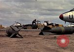 Image of 500lb bombs Vietnam, 1965, second 30 stock footage video 65675042871