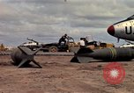 Image of 500lb bombs Vietnam, 1965, second 31 stock footage video 65675042871