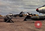 Image of 500lb bombs Vietnam, 1965, second 32 stock footage video 65675042871