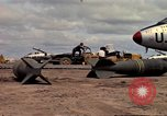 Image of 500lb bombs Vietnam, 1965, second 34 stock footage video 65675042871