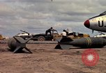 Image of 500lb bombs Vietnam, 1965, second 36 stock footage video 65675042871