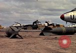 Image of 500lb bombs Vietnam, 1965, second 37 stock footage video 65675042871