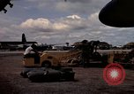 Image of 500lb bombs Vietnam, 1965, second 38 stock footage video 65675042871