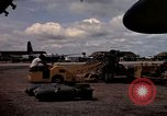 Image of 500lb bombs Vietnam, 1965, second 39 stock footage video 65675042871