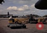 Image of 500lb bombs Vietnam, 1965, second 42 stock footage video 65675042871