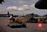 Image of 500lb bombs Vietnam, 1965, second 44 stock footage video 65675042871