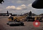 Image of 500lb bombs Vietnam, 1965, second 45 stock footage video 65675042871