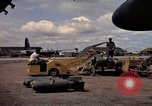 Image of 500lb bombs Vietnam, 1965, second 46 stock footage video 65675042871