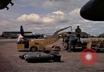 Image of 500lb bombs Vietnam, 1965, second 48 stock footage video 65675042871