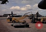 Image of 500lb bombs Vietnam, 1965, second 49 stock footage video 65675042871