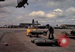 Image of 500lb bombs Vietnam, 1965, second 58 stock footage video 65675042871