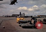 Image of 500lb bombs Vietnam, 1965, second 61 stock footage video 65675042871