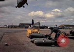 Image of 500lb bombs Vietnam, 1965, second 62 stock footage video 65675042871