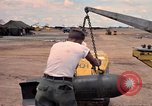 Image of 500lb bombs Vietnam, 1965, second 44 stock footage video 65675042872