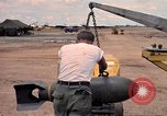 Image of 500lb bombs Vietnam, 1965, second 46 stock footage video 65675042872