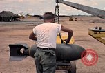 Image of 500lb bombs Vietnam, 1965, second 47 stock footage video 65675042872