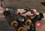 Image of United States F-105 D aircraft Thailand, 1967, second 27 stock footage video 65675042875