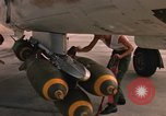 Image of United States F-105 D aircraft Thailand, 1967, second 28 stock footage video 65675042875