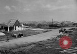 Image of suburban houses New York United States USA, 1950, second 22 stock footage video 65675042887