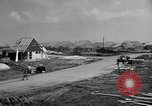 Image of suburban houses New York United States USA, 1950, second 23 stock footage video 65675042887