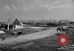 Image of suburban houses New York United States USA, 1950, second 24 stock footage video 65675042887