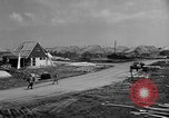Image of suburban houses New York United States USA, 1950, second 26 stock footage video 65675042887
