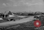 Image of suburban houses New York United States USA, 1950, second 29 stock footage video 65675042887
